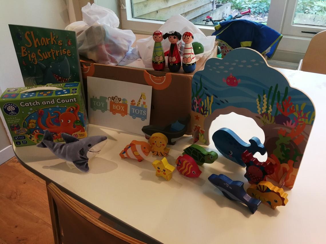 Toy Box Tots